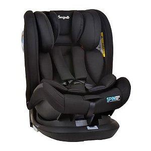 Cadeira para Automóvel Spin Isofix 360° da Burigotto.
