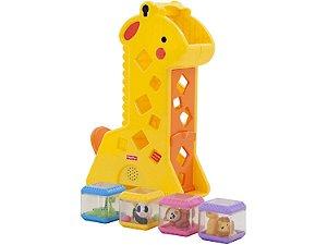 Girafa Blocos Surpresa Fisher Price - B4253