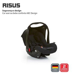 Bebê Conforto Risus Black da Abc Design