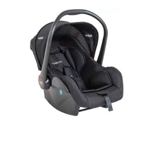 Bebê Conforto Casulo Click Melange Preto Sprint 415smp