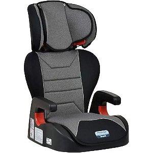 Cadeira para Auto Protege Mesclado Cinza 0 à 36kg