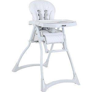 Cadeira de Refeição Merenda Branco da Burigotto