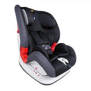 Cadeira para Auto Youniverse Fix Jet Black da Chicco