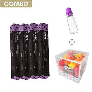 Colágeno - Purple Beauty - 28 shots + Porta Shots + Garrafinha