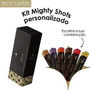 Kit Personalizado Mighty Shots - 84 Shots