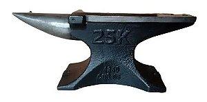 Bigorna Cubo 25kg Americana Aço 4340 Temperada