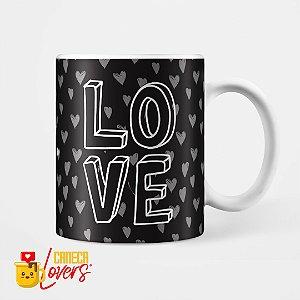 Caneca Love - Eu Amo Você