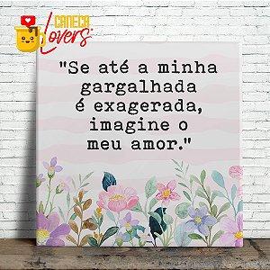 """DUPLICADO - Azulejo """"Caveira Flowers"""""""
