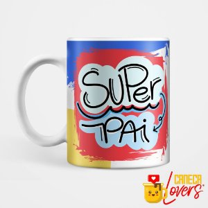 Caneca Super Pai