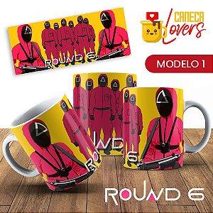 Caneca Round 6 - A Série