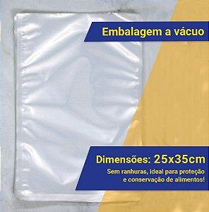 Embalagem Saco a Vácuo 25 x 35 cm - Milheiro (1.000 unidades)