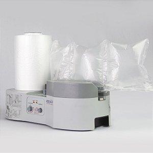 Máquina CDAIR Compact Para Almofada De Ar E Manta Plástico Bolha