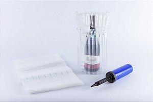 Kit Bottle Film Bag Garrafa 300 unidades + 01 Bomba manual inclusa