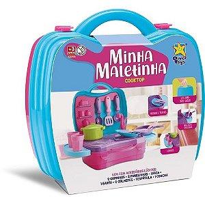 Coleção Minha Maletinha Diver Toys Cooktop