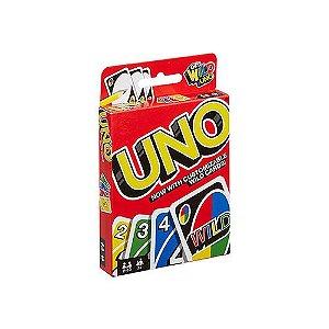 Jogo De Mesa Uno Copag 114 Cartas Com Cartas Personalizáveis