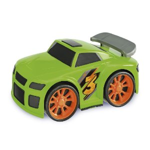Carrinho Bobby Street Car Diversas Cores Usual Brinquedos
