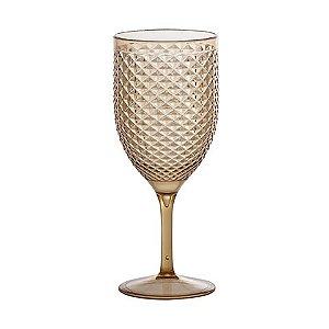 Taça para Água e Vinho Luxxor 480ML -Ambar