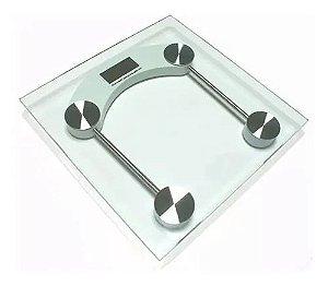 Balança Corporal Digital Para Casa Banheiro Até 180kg