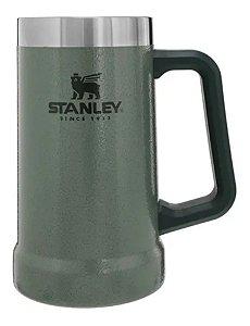 Caneca Térmica De Cerveja/chopp Verde 709ml - Stanley