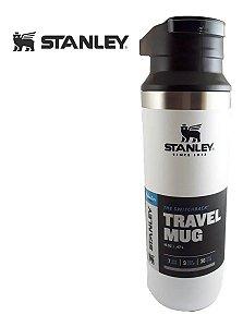 Garrafa Térmica Original Stanley Mug Branca 473ml