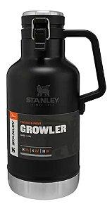 Growler Stanley Preto Fosco Térmico Black Matte 1.9 Litros