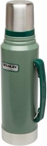 Garrafa Térmica Stanley Classic Verde 1L