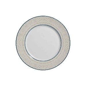 Kit 48 Pratos Raso/Sobremesa Alleanza