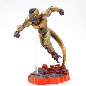 Action Figure Freeza Dourado - Anime Dragon Ball