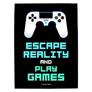 Quadro Metal Escape Reality and Play Games