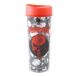 Copo viagem Justiceiro / Punisher - Marvel