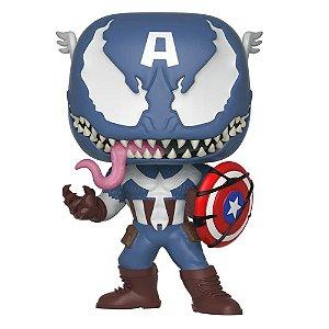 Funko Pop! Venomized Captain America #364