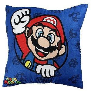 Almofada Mario e Luigi - Super Mario