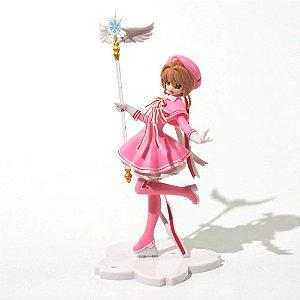 Action Figure Sakura Kinomoto - Anime Sakura Card Captors