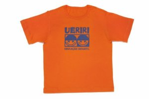 camisa manga curta Ueriri