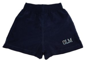 Short microfibra OLM/Tactel shorts OLM