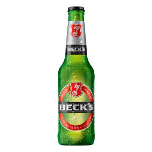 Cerveja Alemã Beck's Lager Long Neck 330ml