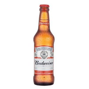 Cerveja Budweiser Lager Long Neck 330ml