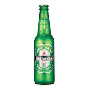 Cerveja Holandesa Heineken Lager Long Neck 330ml