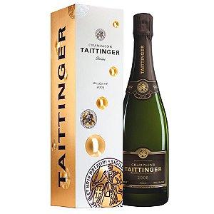 Champagne Francês Taittinger Brut Millésimé 750ml