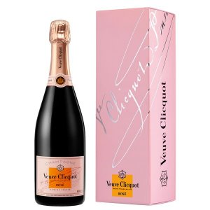 Champagne Francês Veuve Clicquot Rosé 750ml