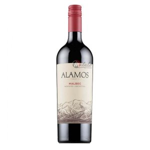 Vinho Argentino Alamos Catena Zapata Malbec 750ml