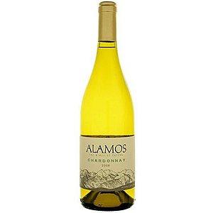 Vinho Argentino Alamos Chardonnay Branco 750ml