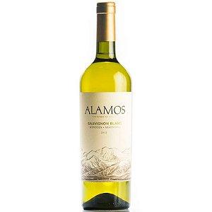 Vinho Argentino Alamos Sauvignon Blanc 750ml