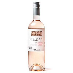 Vinho Chileno Emiliana Adobe Org 750ml Rose
