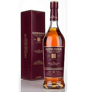Whisky Escocês Glenmorangie Lasanta 12 Anos 750ml