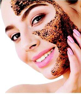 Creme Esfoliante Facial Vegano Natural Orgânico