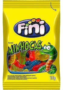 MINHOCAS 15G FINI (CAIXA COM 12 UNIDADES)