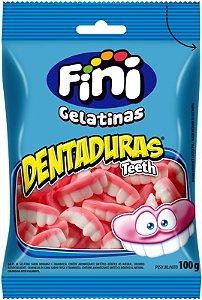 DENTADURAS 100G FINI (CAIXA COM 12 UNIDADES)