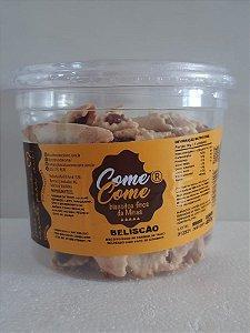 BISCOITO BELISCAO COM RECHEIO DE GOIABADA COME COME 450 GR