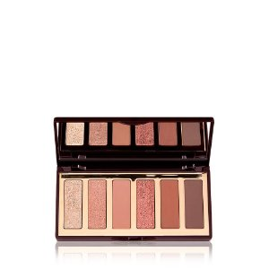 Easy Eye Palette For The Charlotte Darling Look